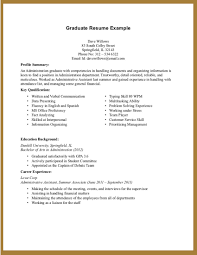 resume examples for students no experience   sample resumes for    resume examples for students no experience high school resume examples and writing tips resume example for