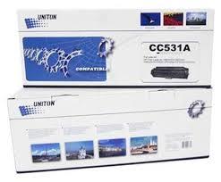 <b>Картридж</b> Uniton <b>CC531A</b>, совместимый — купить по выгодной ...
