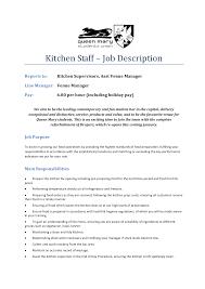 kitchen staff job resume sample resumes sample cover letters kitchen staff job resume kitchen staff job description best sample resume resume samples for kitchen manager