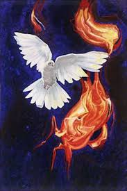 Image result for the holy spirit wind
