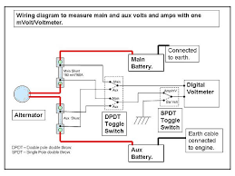 dual battery system installation for 4x4 i also use a dual battery monitor from national luna r 300 quite handy because it gives you immediate feedback if your circuit is working