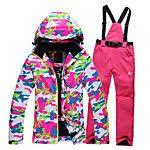 Gsou <b>Snow brand winter</b> colorful snowboard <b>ski jacket</b> women ski ...