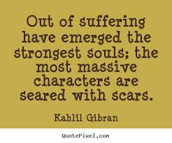 Suffering Quotes Inspirational. QuotesGram