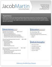 vibrant modern professional resume templates