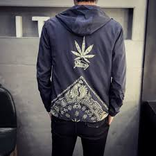 <b>Japan</b> Style Jacket Men Fashion <b>2019 Spring</b> New Hooded ...
