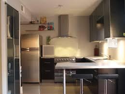 perfect small kitchen in minist design black cabinetry latest mini bar trends black mini bar home
