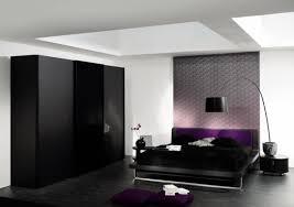 well bedroom ideas black white