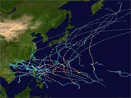 Saison cyclonique 2009 dans l'océan Pacifique nord-ouest