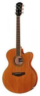 <b>Электроакустическая гитара Yamaha CPX 600</b> Vintage Tint купить ...