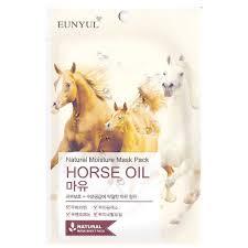Увлажняющая <b>маска с лошадиным маслом</b> бренда Eunyul ...