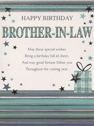 happy birthday brother in law images | Birthday Wishes For Brother ... via Relatably.com