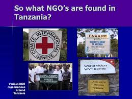 Image result for NGO TANZANIA\
