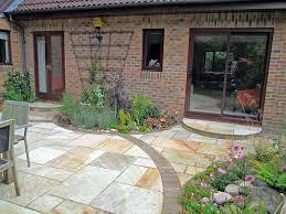 Small Picture Patio Garden Design Ideas