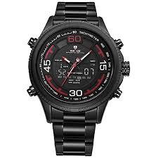 WEIDE Analog Digital Watch-Men's Fashion Military ... - Amazon.com