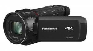 ≡ <b>Видеокамера PANASONIC</b> HC-VXF1 Black (<b>HC</b>-<b>VXF1EE</b>-<b>K</b> ...