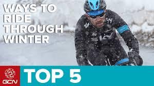 Top 5 Ways To Ride Through Winter – How To <b>Enjoy Cycling</b> ...