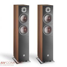 <b>DALI</b> Oberon 7 Dark Walnut - <b>Напольная акустика</b>. Купить <b>DALI</b> ...