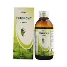 <b>Трависил сироп 100мл</b> (Plethico Pharmaceuticals) по доступной ...