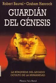 Resultado de imagen de libro Guardián del Génesis,