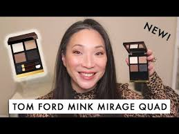 <b>TOM FORD</b> - NEW <b>Mink</b> Mirage Eye Color Quad - Swatches and ...