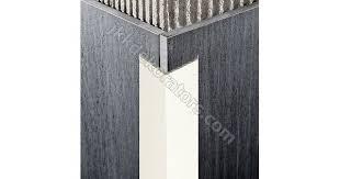 <b>Уголок</b> алюминиевый PROEDGE AL Progress profiles <b>БЕЛЫЙ</b> ...