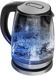 Купить электрический <b>чайник Redmond RK-G127</b>, Пластик/стекло ...