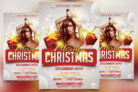 christmas flyer archives net merry xmas 2017 psd flyer template