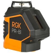 <b>Лазерный</b> уровень <b>RGK PR</b>-<b>81</b> в Москве – купить по низкой цене ...