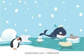 North Pole Animal Images, Stock Photos & Vectors   Shutterstock