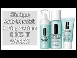 <b>Clinique Anti-Blemish Solutions</b> 3 Step System   Review   xameliax ...