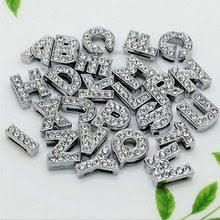 Popular Rhinestone Alphabet <b>Jewelry</b>-Buy Cheap Rhinestone ...