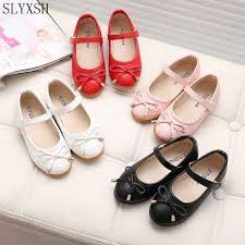 <b>SLYXSH</b> party girls shoes new fashion 2017 baby <b>children kids</b> girl ...