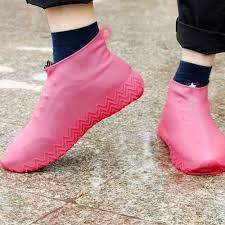 Waterproof <b>Silicone Shoes Covers</b> And Reusable Rain Boots For ...