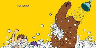 Resultado de imagen de Papá oso. editorial ekaré