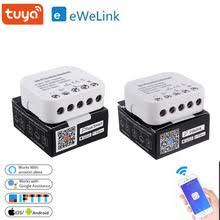 <b>Умный Wifi выключатель</b> Tuya/ Ewelink, <b>модуль</b> управления ...