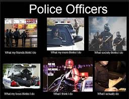 Career: Police Lady on Pinterest | Police Officer, Police and ... via Relatably.com