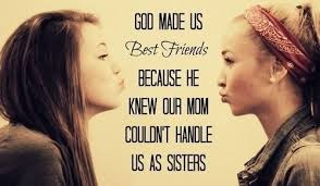 Cute Best Friend Quotes For Girls Tumblr | quoteeveryday. so true ... via Relatably.com