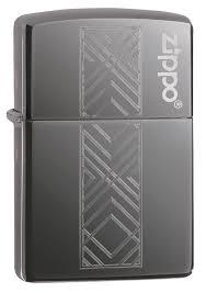 <b>Зажигалка ZIPPO</b> 49163 <b>Geometric</b> Pattern Logo