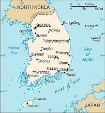South <b>Korea</b> climate: average weather, temperature, precipitation ...