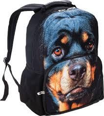 <b>Школьный рюкзак</b> 3D Ротвейлер <b>№1 School</b> 322899 купить цены ...
