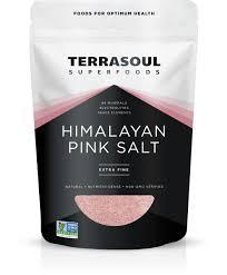 <b>Himalayan Pink Salt</b> (Fine) – Terrasoul <b>Superfoods</b>