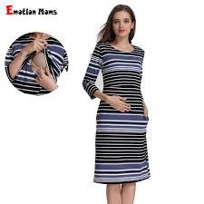 <b>Emotion Moms</b> Cotton Striped <b>Summer</b> Spring Skirt Pregnancy ...
