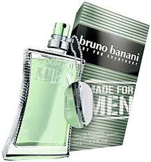 <b>Bruno Banani Made</b> for Men Eau de Toilette Spray 50 ml: Amazon ...