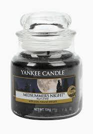 <b>Свеча ароматическая</b> Yankee Candle <b>Midsummer's Night</b> купить ...