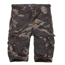 <b>Vintage Industries</b> - Gandor shorts - Dark Camo