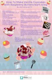 best images about how to projects chocolate here is a link for my how to essay on making vanilla cupcakes raspberry buttercream