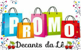 Decants da Lê - PROMOÇÃO 4 decants de 5 ml por... | Facebook