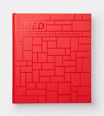 Phaidon - <b>Red</b>: <b>Architecture in</b> Monochrome for Sale   Artspace