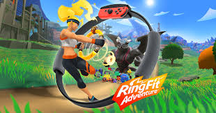 Ring Fit Adventure™ for Nintendo Switch™ – Official Site