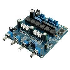 <b>TPA3116</b> 2.1 50Wx2+<b>100W</b> Bluetooth CSR4.0 <b>Class D</b> Power ...